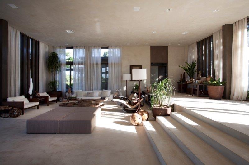 Decoracao de casas e interiores - Interior de casas de campo ...