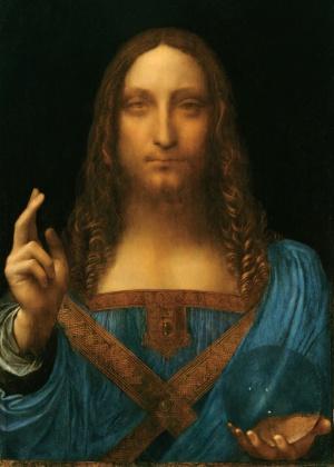 Quadro de Da Vinci é alvo de disputa entre bilionários