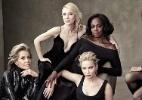 """Mulheres poderosas de Hollywood se reúnem em edição especial da """"Vanity Fair"""" - Annie Leibovitz/Vanity Fair/Divulgação"""