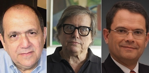 Albino Castro, Paulo Moreira Leite e Sidney Rezende, dispensados pela EBC