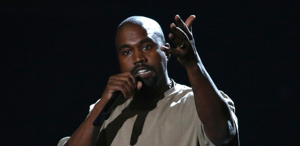 O rapper Kanye West, que participa do projeto Metamorphoses