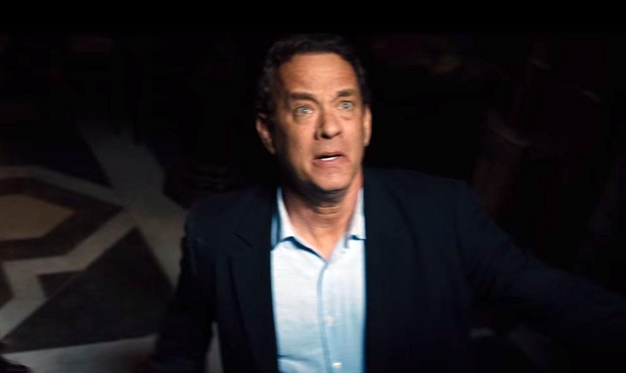 9.mai.2016 - Tom Hanks em cena do filme