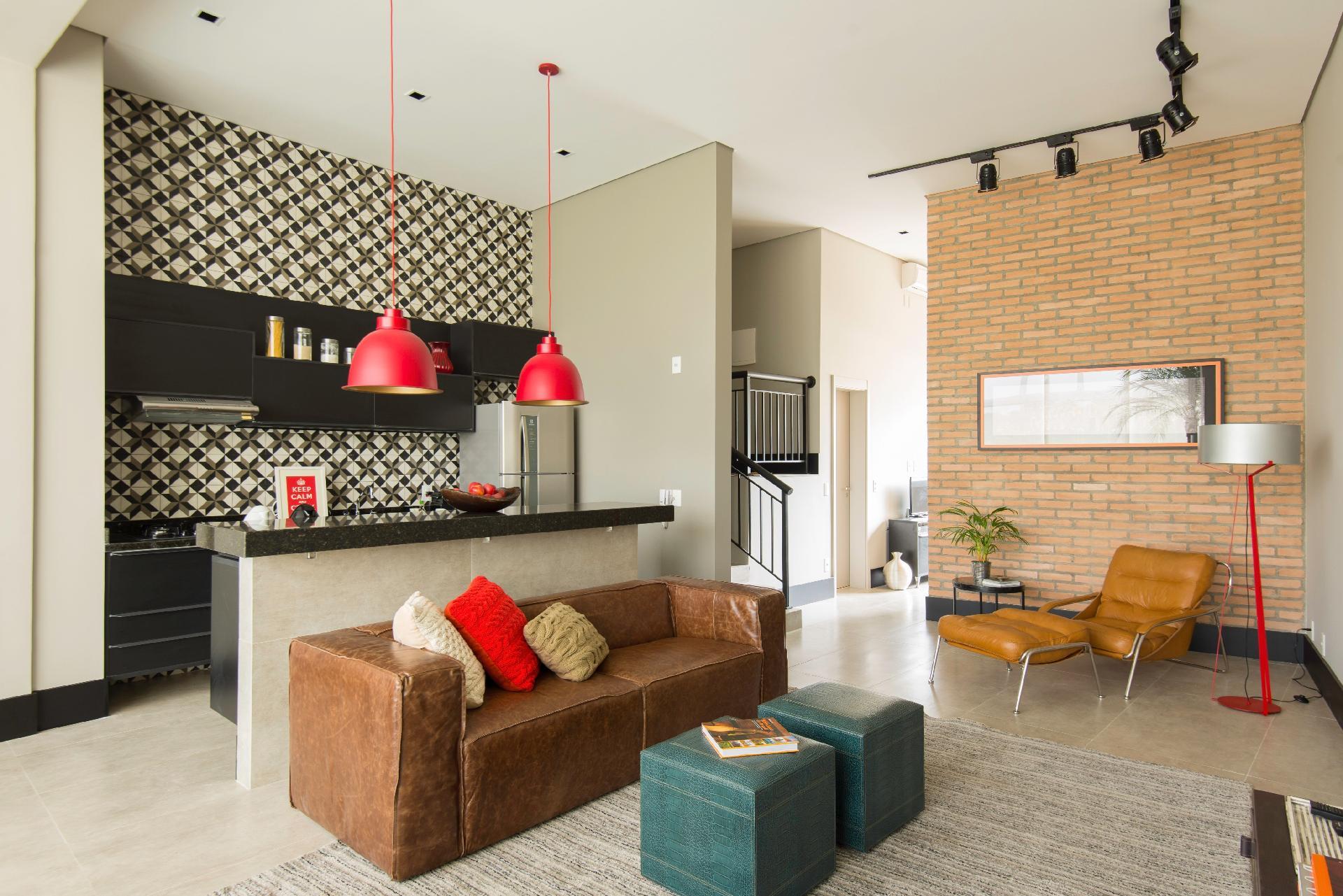 Salas de estar: sugestões para quem tem muito ou pouco espaço BOL  #B4171C 1920 1281