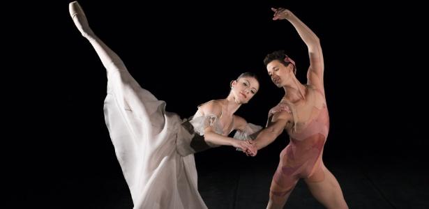 """Gala da São Paulo Companhia de Dança traz número de """"O Lago dos Cisnes"""""""