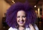 Beleza da rua: convidadas da SPFW investem em cabelos e maquiagens ousadas - Caio Kenji/UOL