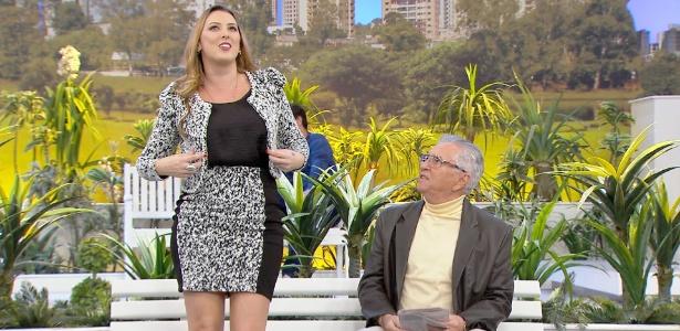 """Sill Esteves estreia no banco da """"Praça"""" com Carlos Alberto"""