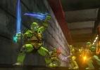 """Fases de mundo aberto e lutas empolgam em novo jogo das """"Tartarugas Ninja"""" - Divulgação"""