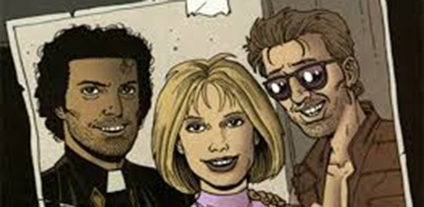 """Steve Dillon, criador de """"Preacher"""", morre aos 54 anos"""