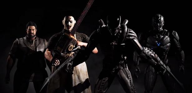 "Bo Rai Cho, Leatherface, Alien e Tri-Borg são os próximos ""kombatentes"" do game"