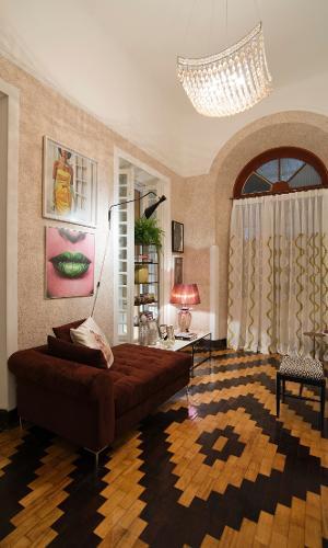 uol decoracao lavabo:Casa Cor Ceará 2016 Esdras Guimarães/Divulgação