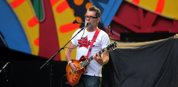 Após show, Roger, do Ultraje, critica gerente de palco dos Rolling Stones