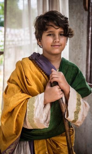 Filho de Belmiro, Santo se veste como São José em procissão