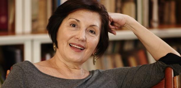 Eliane Robert Moraes, professora de Literatura Brasileira da USP