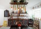 Casa de vila alugada ganha reforma objetiva com a cara da moradora - Isadora Fabian para Histórias de Casa/Arquitetura & Construção