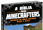 """Pode isso? Bíblia ganha versão inspirada nos blocos de """"Minecraft"""" - Divulgação"""