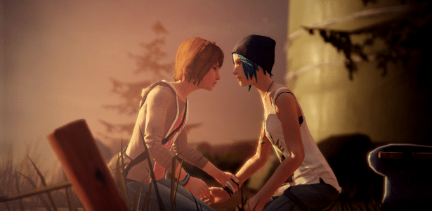 "A relação entre as adolescentes Max e Chloe é o foco central do game ""Life is Strange"""