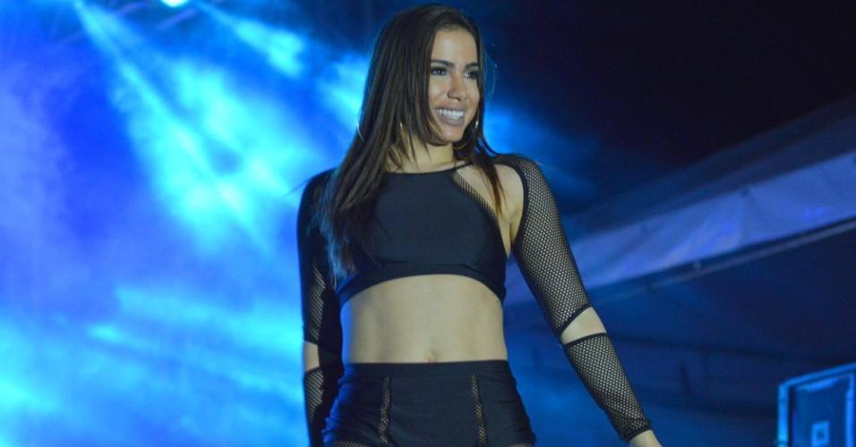 29.jul.2016 - A cantora é uma das atrações do show de abertura das Olimpíadas, no Rio de Janeiro