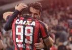 Titular de Autuori, Pablo renova com o Atlético-PR por mais dois anos - Gustavo Oliveira/Site Oficial do Atlético-PR