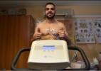 Bruno Henrique realiza exames médicos para assinar com o Palermo