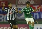 Vida de Leandro Almeida no Palmeiras vai de xodó de técnico a vilão da vez