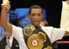 Ex-campeão mundial de boxe é preso com 10 quilos de cocaína - AFP PHOTO / KAZUHIRO NOGI
