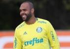 Retorno do Trem Bala? Vasco mira em Alecsandro após trazer Cristóvão - Cesar Greco/Ag Palmeiras
