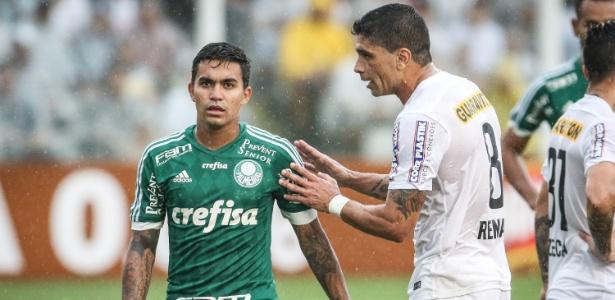 Palmeiras volta a enfrentar o Santos em uma decisão de campeonato