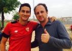 Ceni exalta Ganso em reencontro no Sevilla: