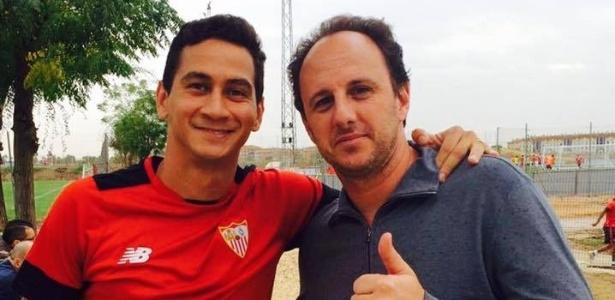 Rogério Ceni fez estágio na Espanha para virar treinador
