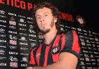Atlético-PR confirma a contração do lateral Rafael Galhardo, ex-Flamengo - Gustavo Oliveira/Site Oficial do Atlético-PR
