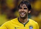 Kaká respeita decisão de Dunga e diz que treinará para voltar à seleção