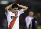 Atual campeão, River para na trave e no goleiro e está fora da Libertadores - AFP PHOTO / JUAN MABROMATA