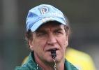Cuca esboça o último time antes da despedida pelo Palmeiras