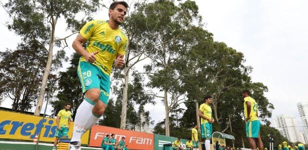 Reforço contratado em janeiro pode, enfim, estrear pelo Palmeiras