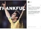 Kaká diz receber convocação para Copa América
