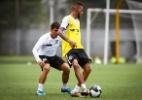 Sem contratação de Robinho, trio disputa vaga em aberto no ataque do Santos