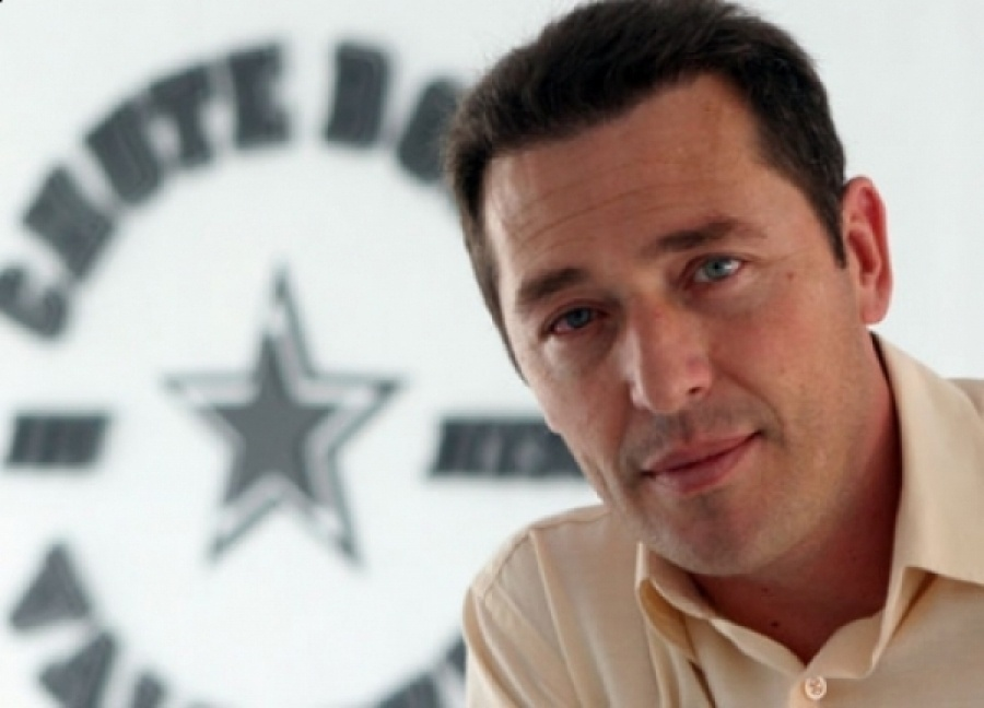 Rudimar Fedrigo, fundador da Chute Boxe
