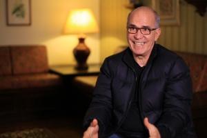 Mario Sergio sorriu, xingou e chorou em última entrevista