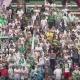 Torcida faz festa na Arena Condá em homenagem às vítimas: Vamo, Chape