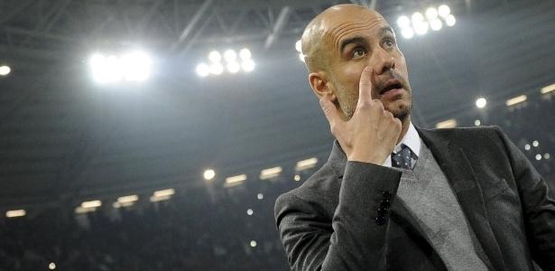 Guardiola está com o Bayern nas quartas, mas dirigirá o City no segundo semestre