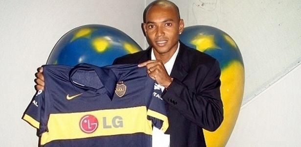 Zagueiro Luiz Alberto jogou apenas oito jogos com a camisa do Boca Juniors