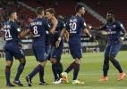 Com gol de Lucas, PSG goleia Lyon e fatura 1º título da temporada