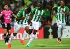 Carrasco do São Paulo decide e Atlético Nacional é campeão da Libertadores - AFP PHOTO / RAUL ARBOLEDA