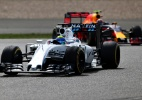 Ritmo na Rússia surpreende a Williams: