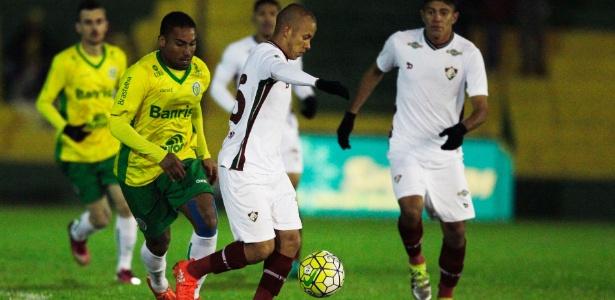 Fluminense fez 2 a 0 no Ypiranga e avançou às oitavas de final da Copa do Brasil