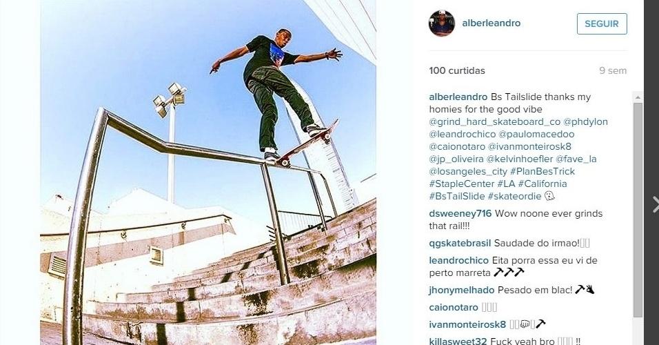 Skatista brasileiro participou do clipe de justin bieber for What does porte mean