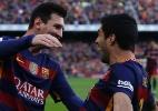 Suárez pode bater melhor versão de CR7 em gols e só ficar atrás de Messi