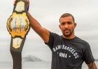 Brasileiro mira unificação de título para ganhar holofotes fora do UFC