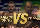 Ex-jogador da seleção, Zé Maria estreia como lutador de kickboxing