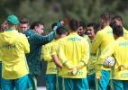 Palmeiras pode dar férias a parte do elenco em reapresentação na terça - Cesar Greco/Ag Palmeiras
